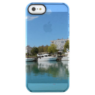 Yachts in Turkey Clear iPhone SE/5/5s Case