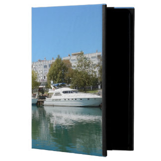 Yachts in Turkey Cover For iPad Air