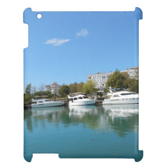 Yachts in Turkey Cover For The iPad 2 3 4