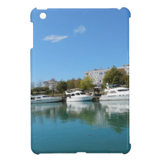 Yachts in Turkey Cover For The iPad Mini
