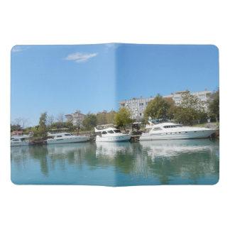 Yachts in Turkey Extra Large Moleskine Notebook
