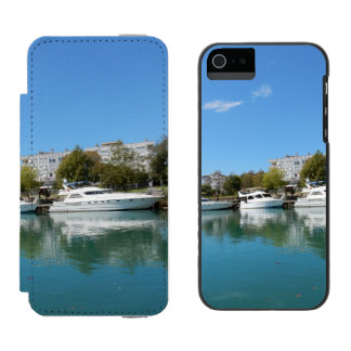 Yachts in Turkey Incipio Watson™ iPhone 5 Wallet Case