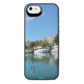 Yachts in Turkey iPhone SE/5/5s Battery Case