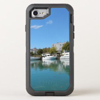 Yachts in Turkey OtterBox Defender iPhone 8/7 Case