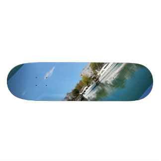 Yachts in Turkey Skateboard Decks