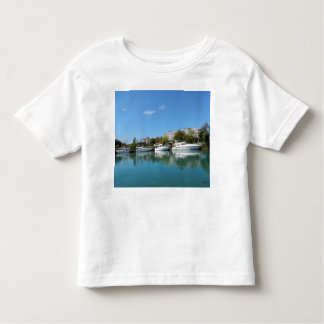 Yachts in Turkey Toddler T-shirt
