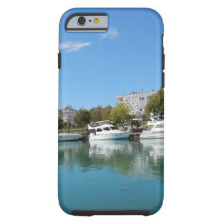 Yachts in Turkey Tough iPhone 6 Case