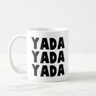 Yada Yada Coffee Mug