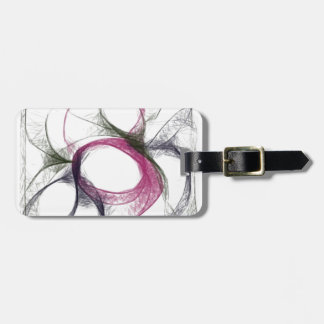 yaei_linkked brain project interconeccted neuron luggage tag
