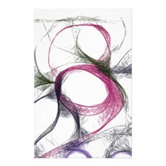 yaei_linkked brain project interconeccted neuron stationery