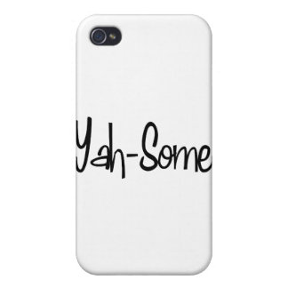 Yah-Some iPhone 4/4S Case