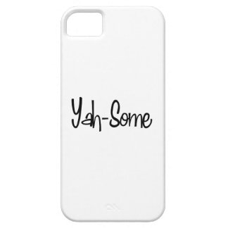 Yah-Some iPhone 5 Cover