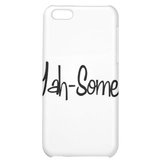 Yah-Some iPhone 5C Cover