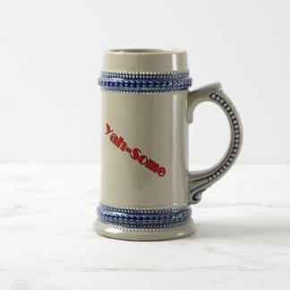 Yah-some (red) mugs