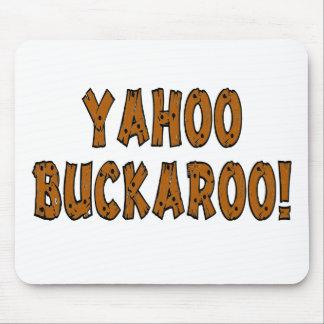 Yahoo Buckaroo Mousepad