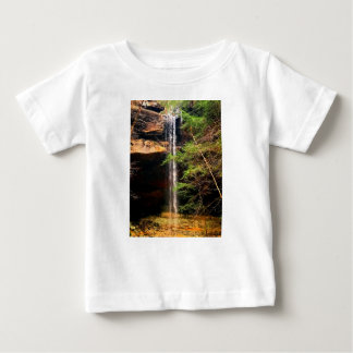 Yahoo Falls, Big South Fork Kentucky Baby T-Shirt