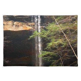 Yahoo Falls, Big South Fork Kentucky Placemat