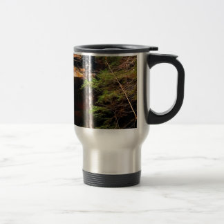 Yahoo Falls, Big South Fork Kentucky Travel Mug