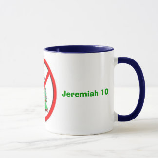 YahSpace Jeremiah 10 Mug