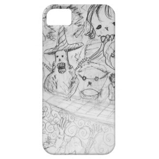 yaie monster manga anime case for the iPhone 5