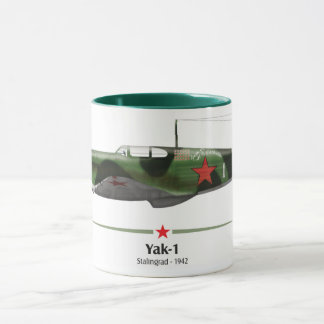 Yak-1 - Battle of Staligrado - 1942 Mug
