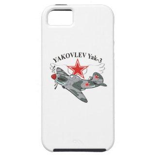 yak-3 iPhone 5 covers