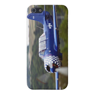 Yak-52 Aircraft iPhone 5 Cases