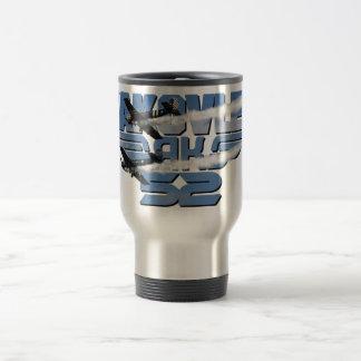 YAK-52 beer jug Travel Mug