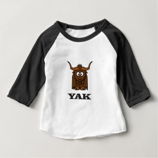 yak attack baby T-Shirt