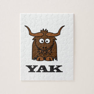 yak attack jigsaw puzzle