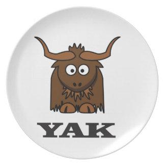 yak attack plate