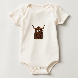 yak baby baby bodysuit