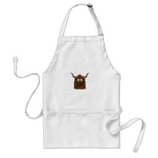 yak baby standard apron
