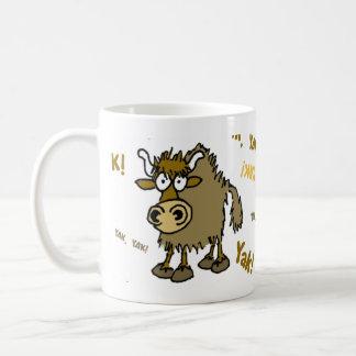 YAK! COFFEE MUG