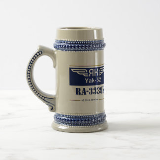 Yak Tasse_ Nico's of Sanders Beer Stein