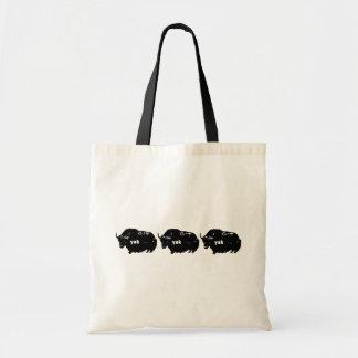 Yak Yak Yak Tote Bag