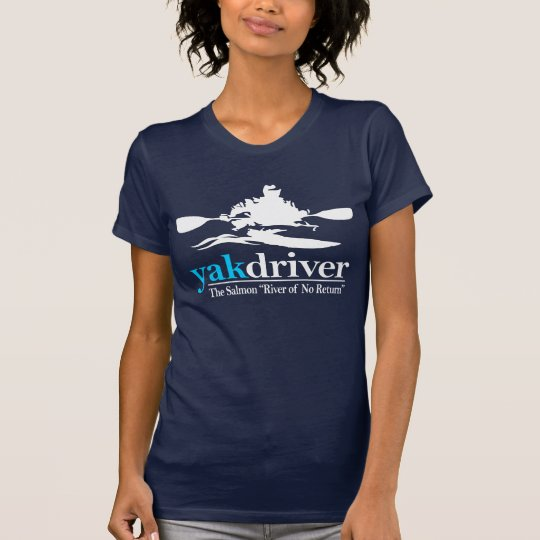 yakdriver (Salmon River) T-Shirt