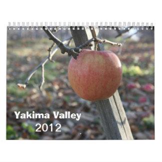 Yakima Valley 2012 Calendar