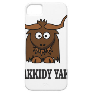 yakkidy yak case for the iPhone 5