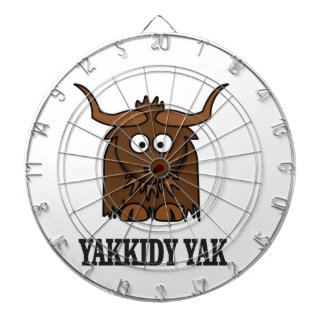 yakkidy yak dartboards