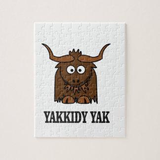 yakkidy yak puzzle