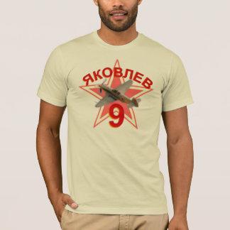 """Yakovlev (""""Yak"""") 9 T-Shirt"""