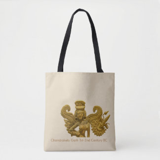 Yakshi of Chandraketu Tote Bag