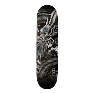 Yakuza Death Dragon Element Custom Pro Park Board Skate Board Deck