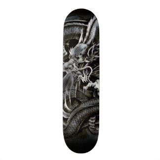 Yakuza Death Dragon Element Custom Pro Park Board Skateboard Deck