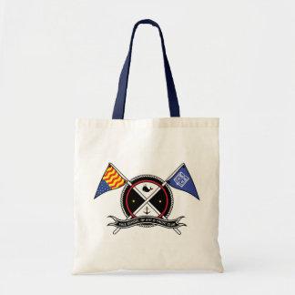 Yale School of Art & Yacht Club Tote Bag