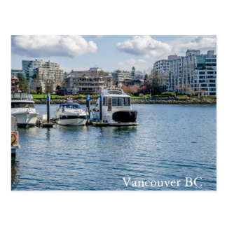Yaletown City Roundhouse Vancouver BC Postcard