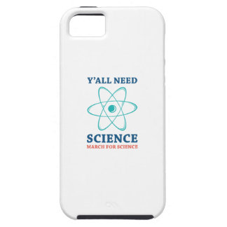 Y'all Need Science iPhone 5 Covers