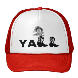 YALL TRUCKER HAT