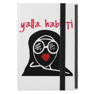 Yalla Habibi Ipad Case